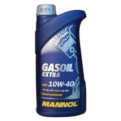 Масло моторное 10W-40 GasOil Extra 1л MANNOL MN5571