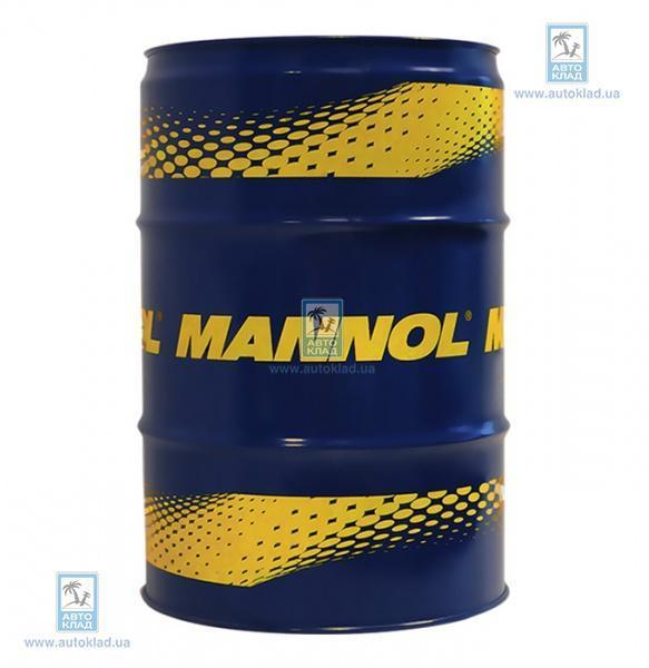 Изображение Масло компрессорное Compressor Oil ISO 100 60л MANNOL MNISO10060L: описание