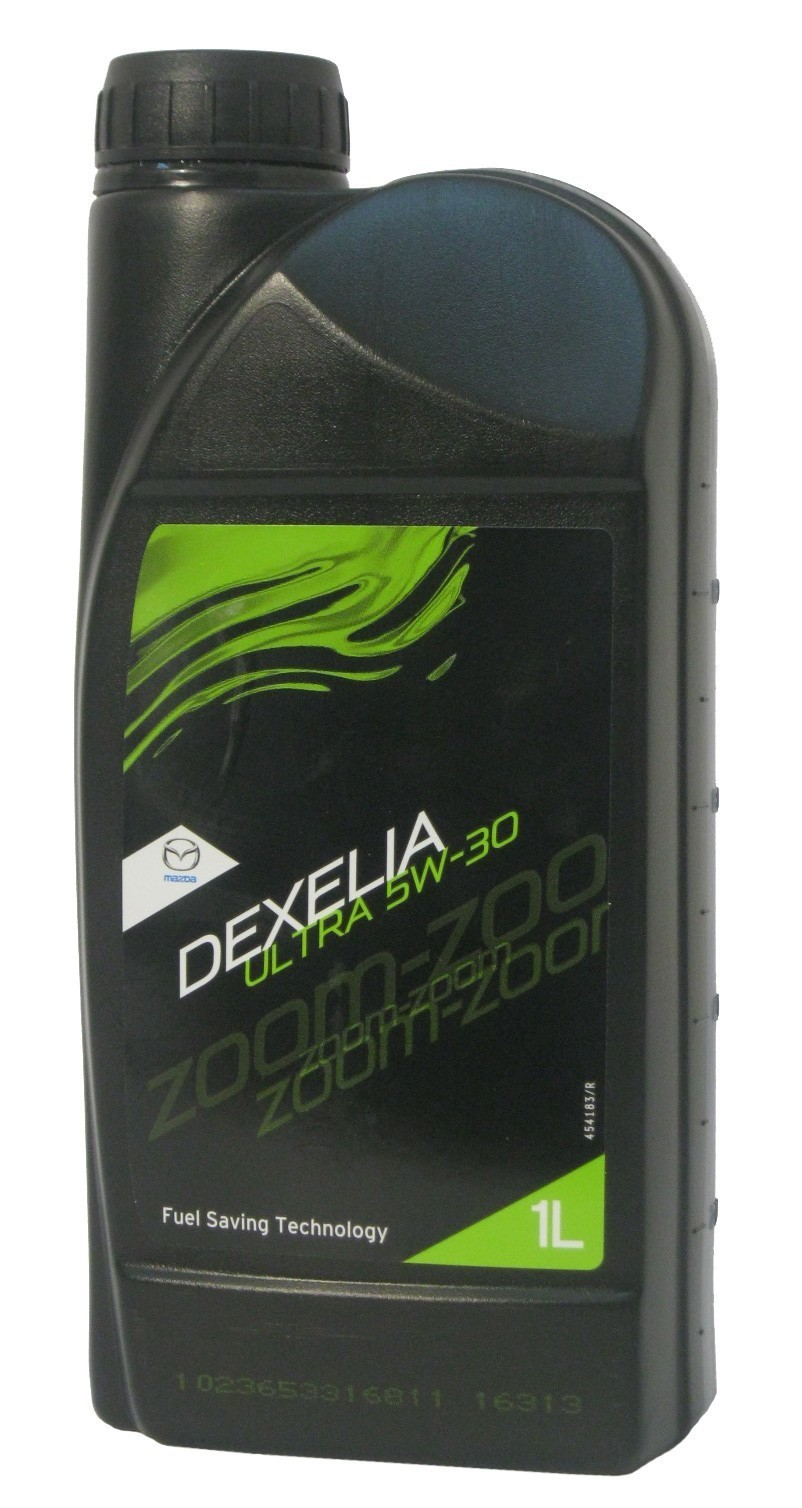 моторное масло mazda dexelia 10w-40