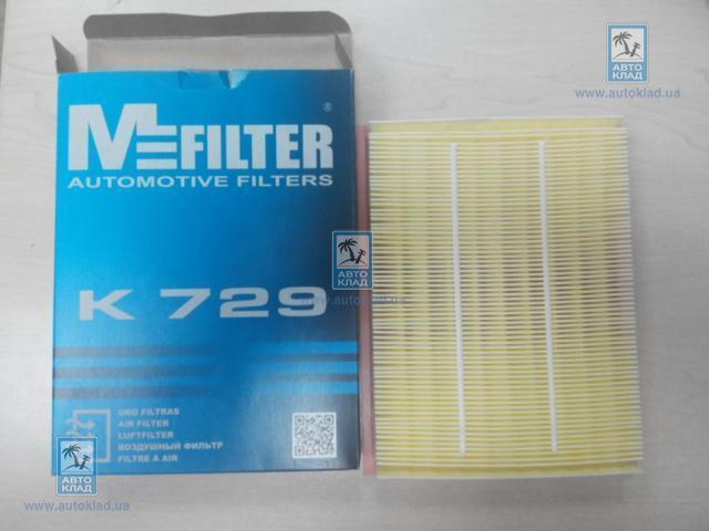 Фильтр воздушный MFILTER K729
