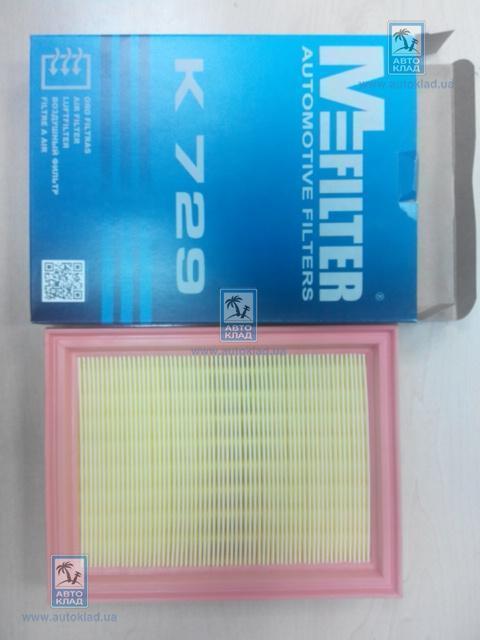 Фильтр воздушный MFILTER K 729