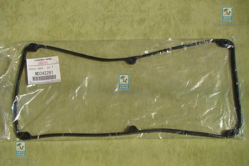 Прокладка клапанной крышки MITSUBISHI MD342281