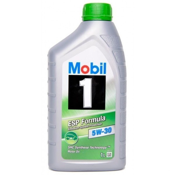 Масло моторное 5W-30 Mobil 1 ESP Formula 1л MOBIL 149924
