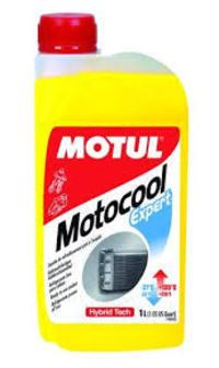 Антифриз мото MotoCool Expert -37°C 1л MOTUL 818701
