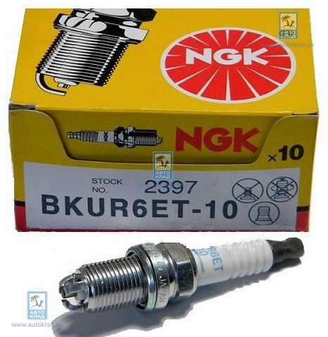 Свеча зажигания Nickel NGK 2397: купить