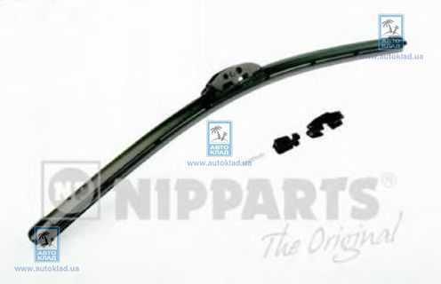 Щетка стеклоочистителя 525мм NIPPARTS FLAT525