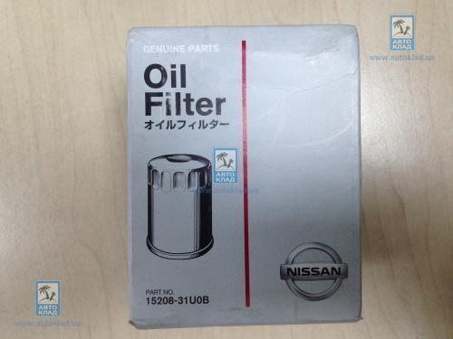 Фильтр масляный NISSAN 1520831U0B