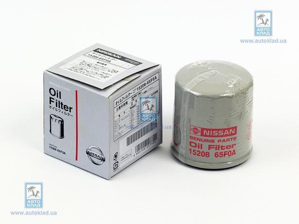 Фильтр масляный NISSAN 1520865F0A