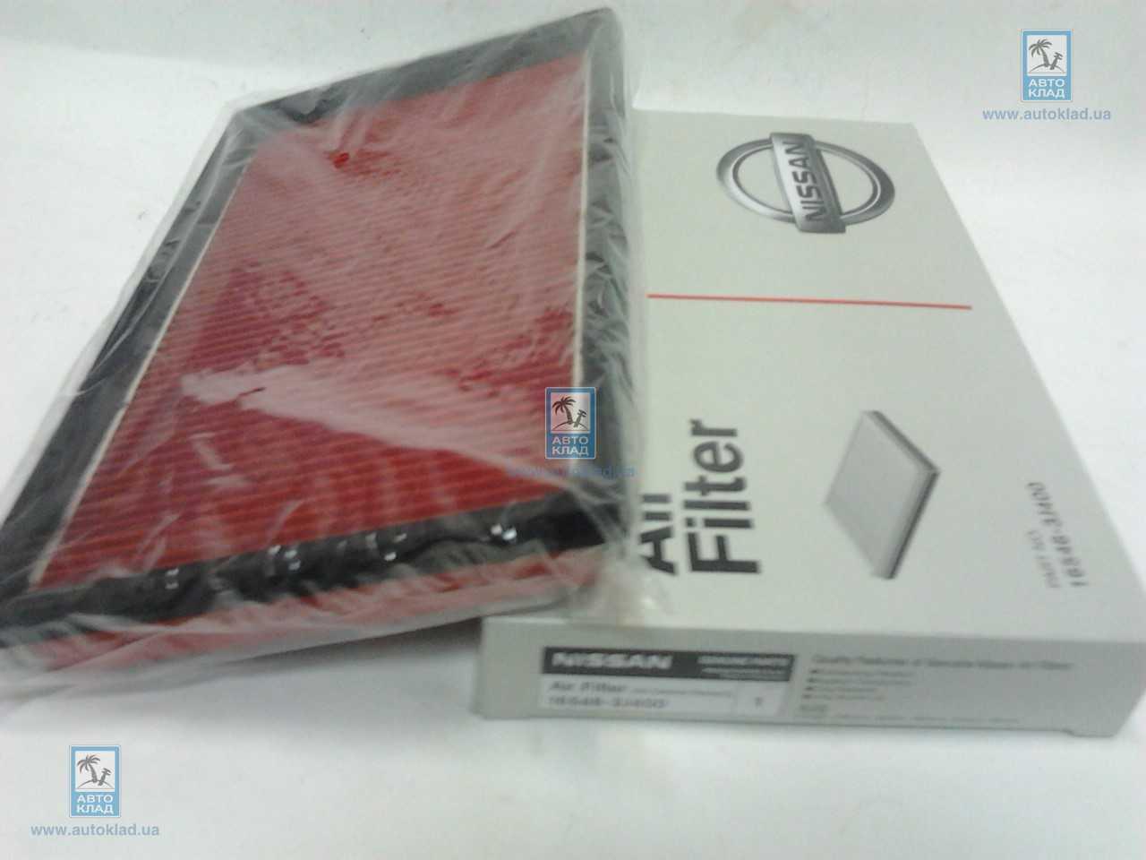 Фильтр воздушный NISSAN -16546-3J400: цена