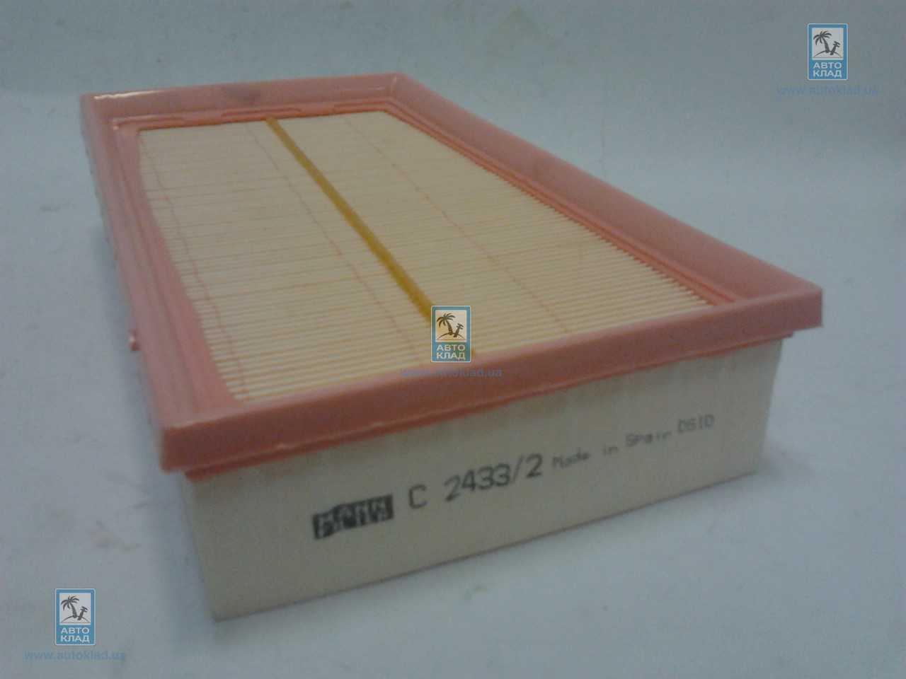 Фильтр воздушный NISSAN 16546JD20B
