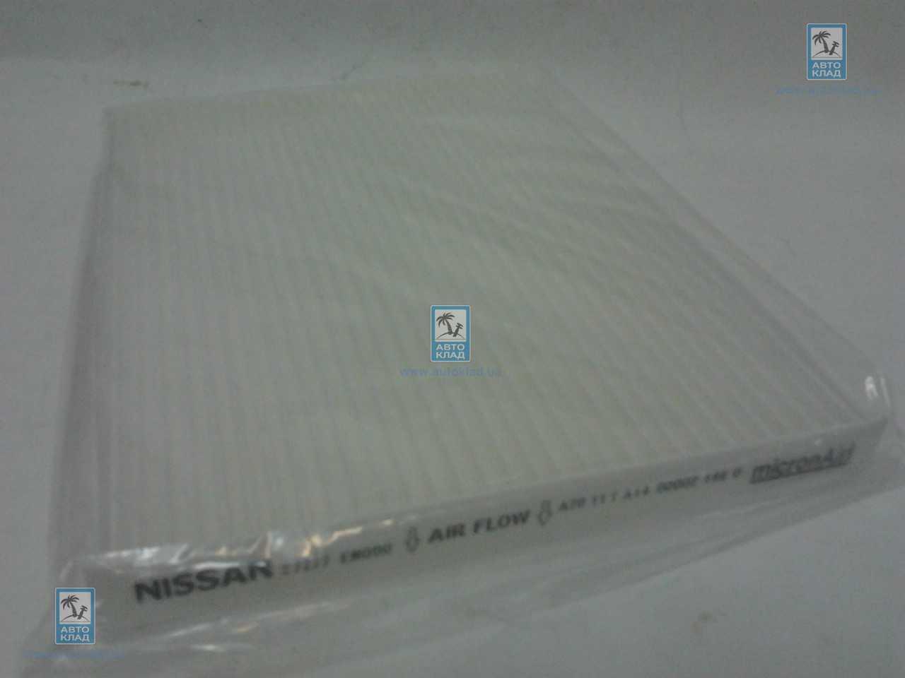 Фильтр салона NISSAN 27277EN000