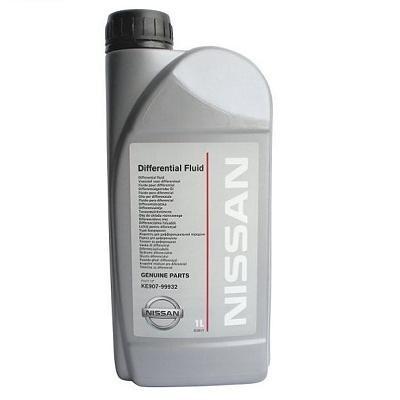 Масло трансмиссионное Diff Oil GL-5 1л NISSAN KE90799932
