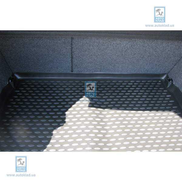 Коврик багажника полиуретан черный NOVLINE NLC5105B11: продажа