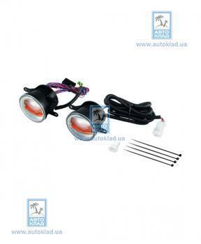 Фары противотуманные LED ORANGE 2шт OSRAM LEDFOG103OG: цена