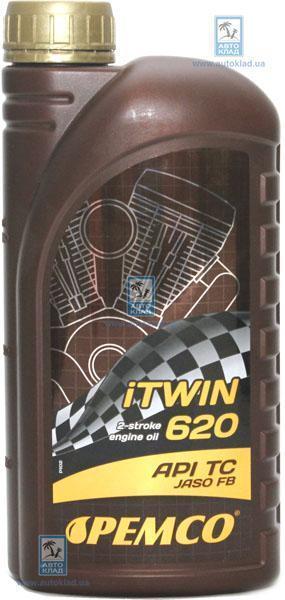 Масло для 2Т двигателей iTwin 620 Universal 1л PEMCO PM5971