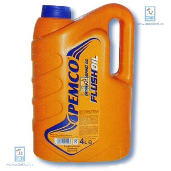 Масло промывочное SAE 10 FlushOil 4л PEMCO PM641: описание