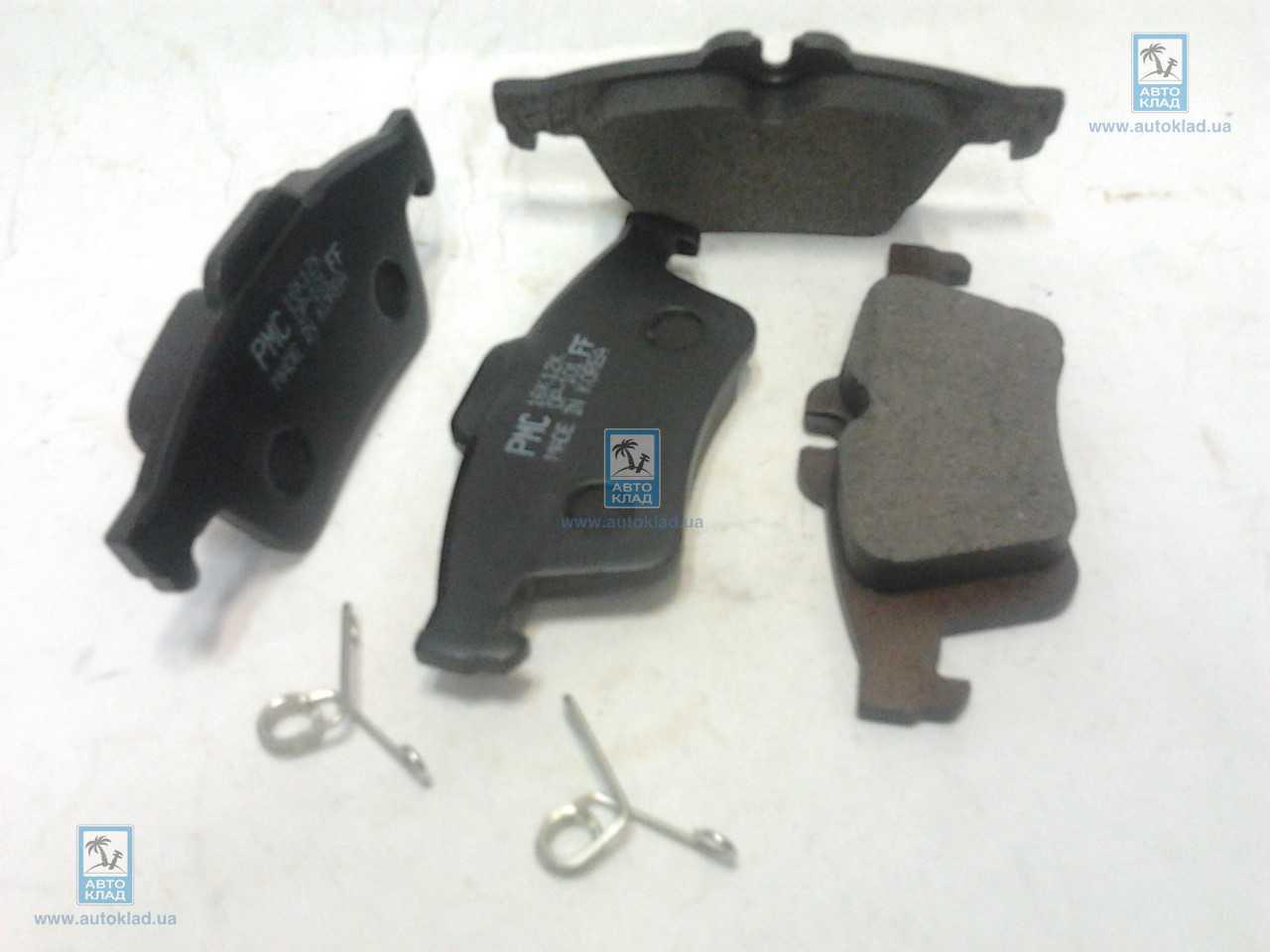 Колодки тормозные дисковые PMC PKH008
