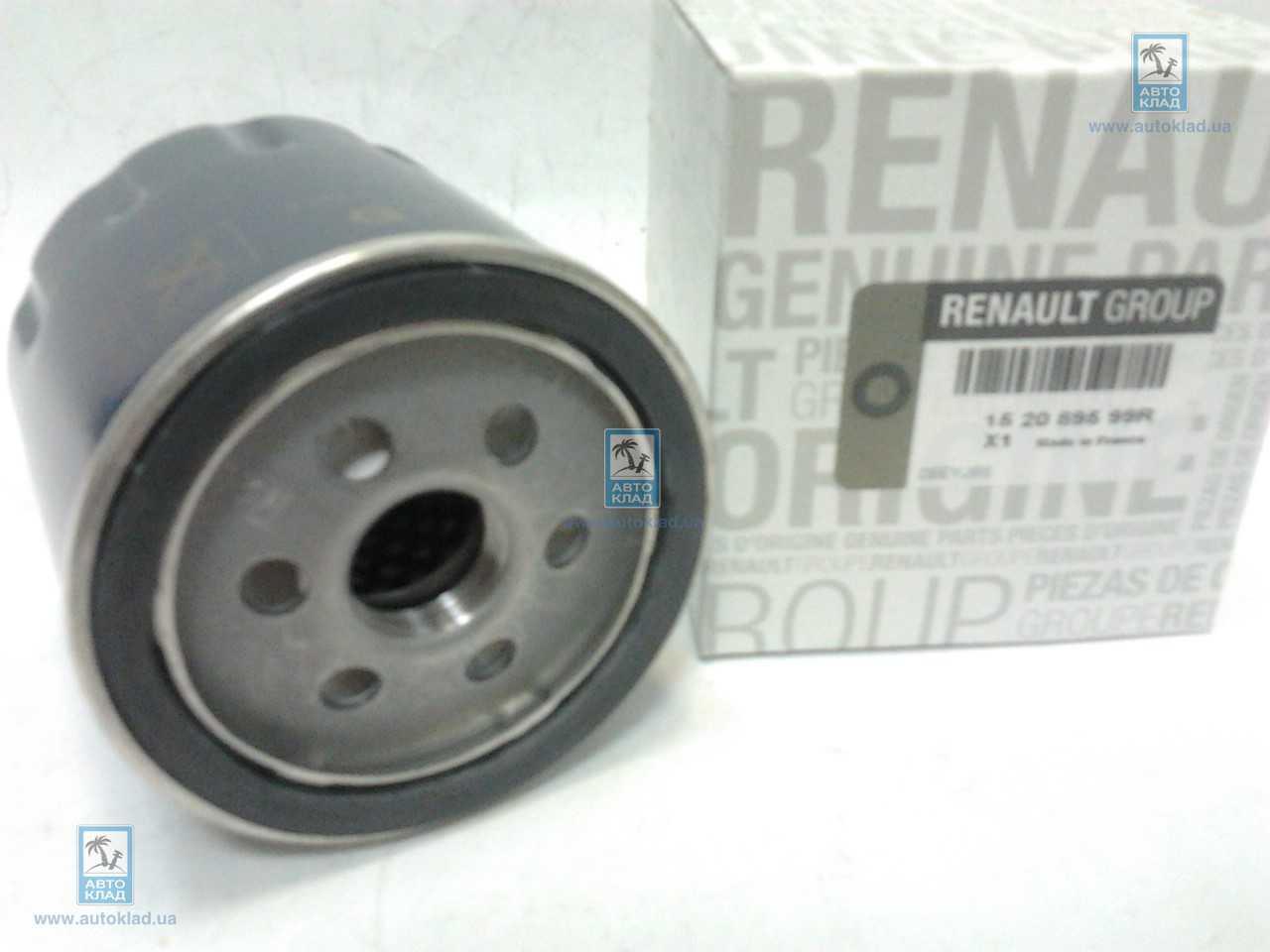Фильтр масляный RENAULT 152089599R