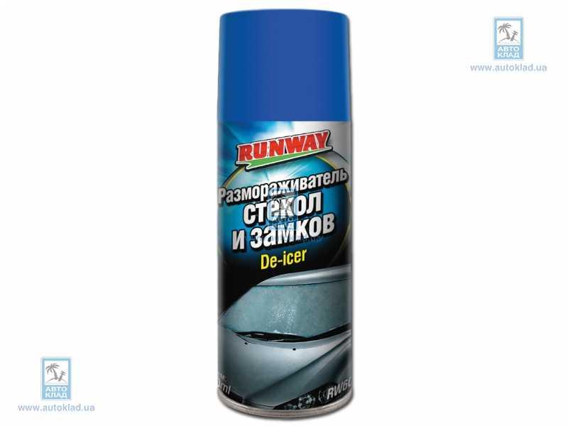Размораживатель стекол RUNWAY RW6084