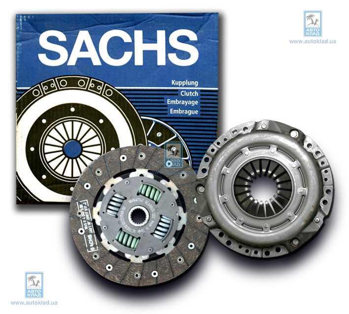 Комплект сцепления SACHS 3000 836 101