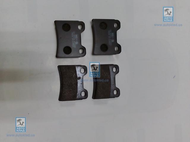 Колодки тормозные SANGSIN SP1064
