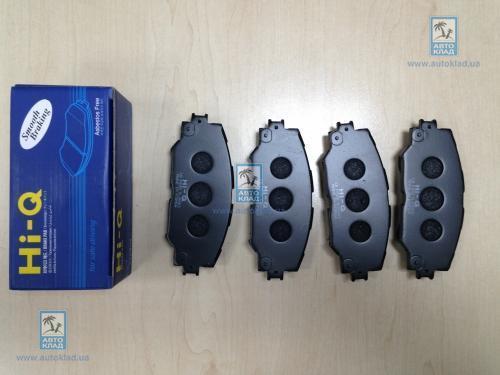 Колодки тормозные передние SANGSIN SP2093