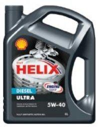 Масло моторное 5W-40 Helix Diesel Ultra 4л SHELL SHELL00029: стоимость