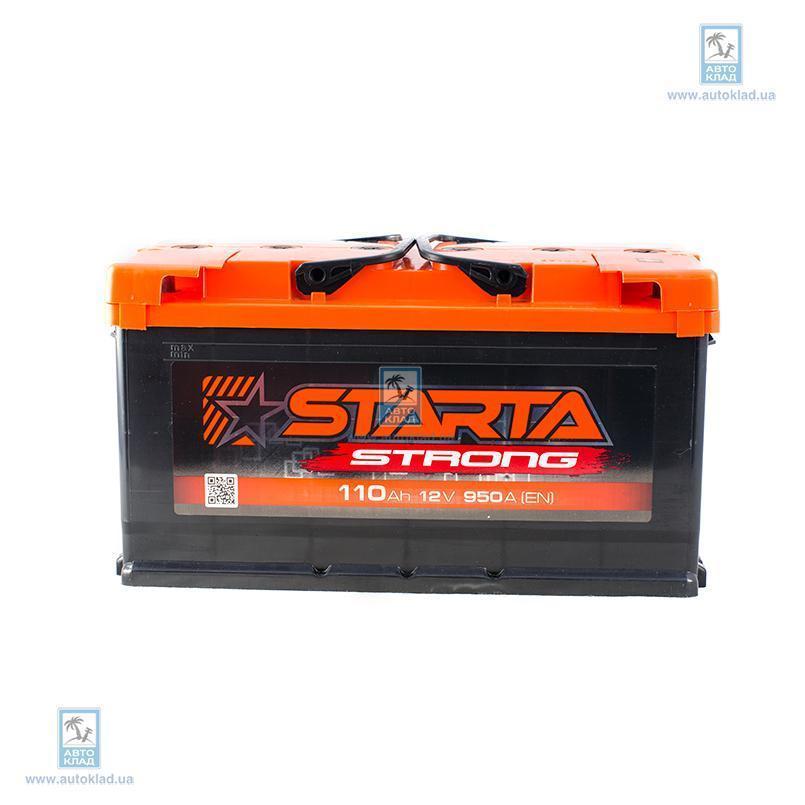 Аккумулятор 110Ач АЗ Euro Strong STARTA JDF110ST00