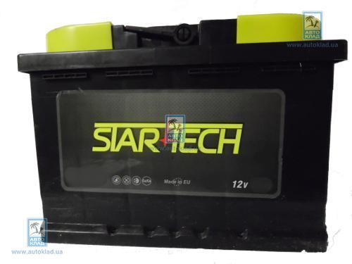 Аккумулятор 62Ач 590А STARTECH 12B131062