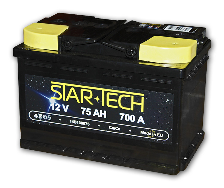 Купить Аккумулятор 70Ач 630А STARTECH 22B90070