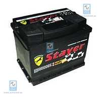 Аккумулятор 60Ач А1 Euro Black STAYER ISD600B