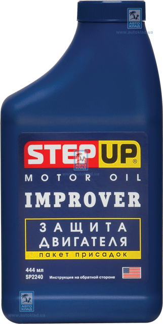 Присадка в масло 340г STEP-UP SP2240