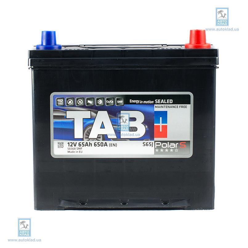 Аккумулятор 65Ач TAB TPSJ650
