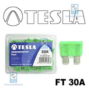 Предохранитель 30A TESLA FT 30A.50