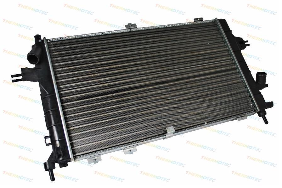 Радиатор охлаждения THERMOTEC D7X025TT