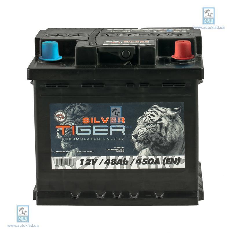 Аккумулятор 48Ач Silver Euro (0) TIGER AFS048S00