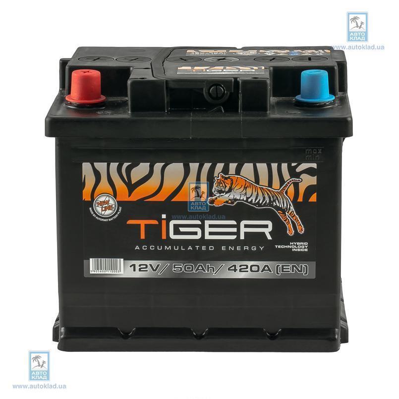 Аккумулятор 50Ач (1) TIGER AFS05001