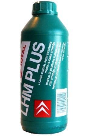 Масло гидравлическое LHM Plus 1л TOTAL 166221