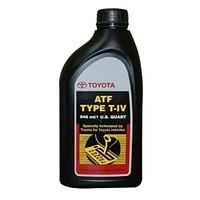 Масло трансмиссионное ATF type T-IV 0.946л USA TOYOTA 00279000T4