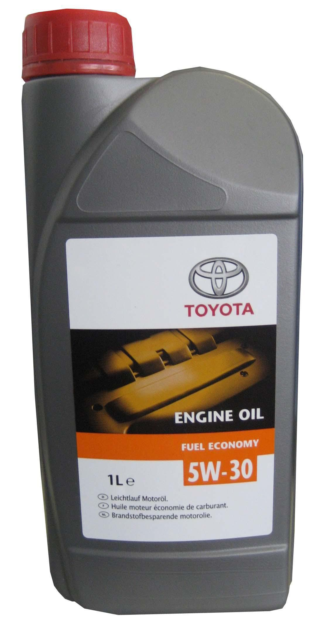 Масло моторное 5W-30 Fuel Economy 1л TOYOTA 0888080846