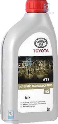 Масло трансмиссионное ATF WS 1л Europa TOYOTA 0888681210