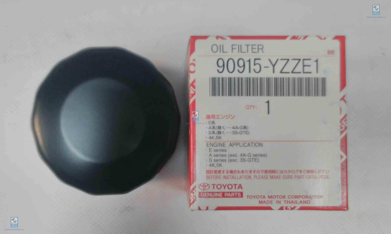 Фильтр масляный TOYOTA 90915-YZZE1: купить