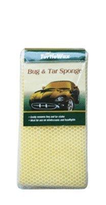 Губка для удаления гудрона/насекомых BUG & TAR SPONGE TURTLE WAX FG4063