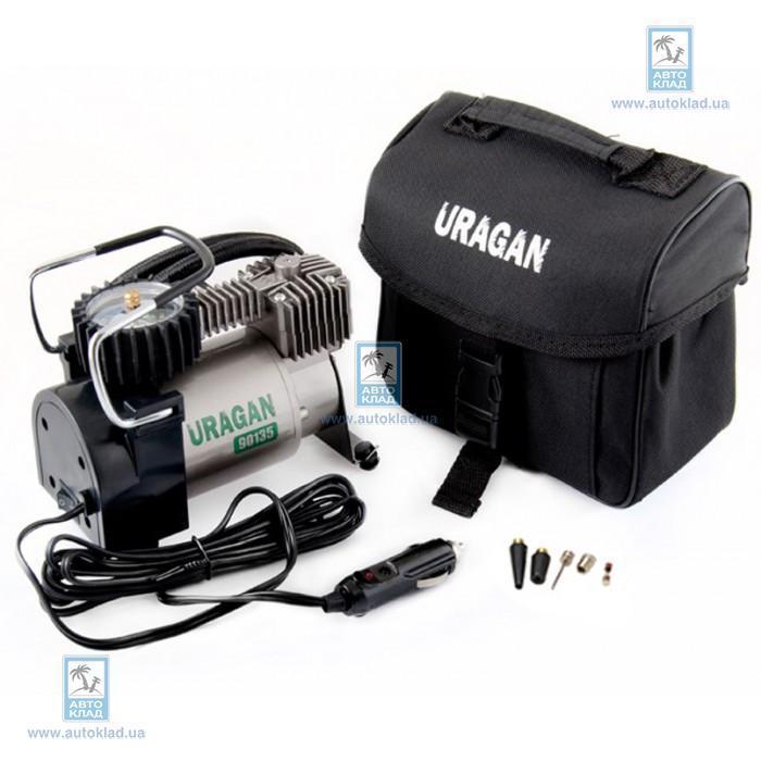 Компрессор автомобильный 12В 7Атм 37л/мин URAGAN 90135