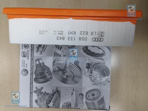 Фильтр воздушный VAG 058 133 843