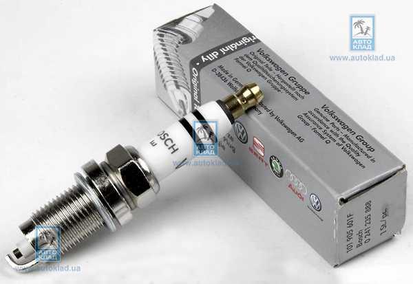 Свеча зажигания VAG 101 905 601F: цена