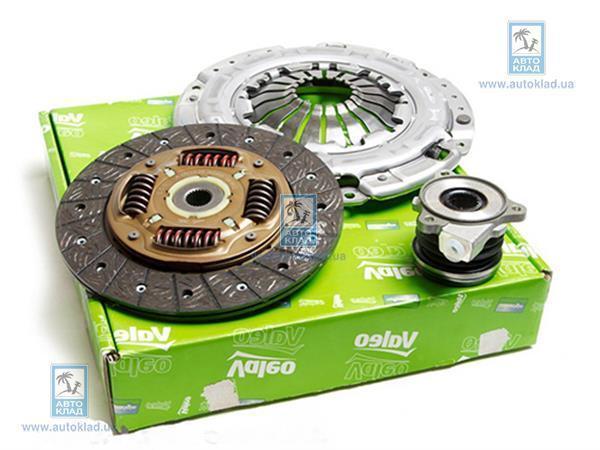 Комплект сцепления VALEO PHC DWK-040