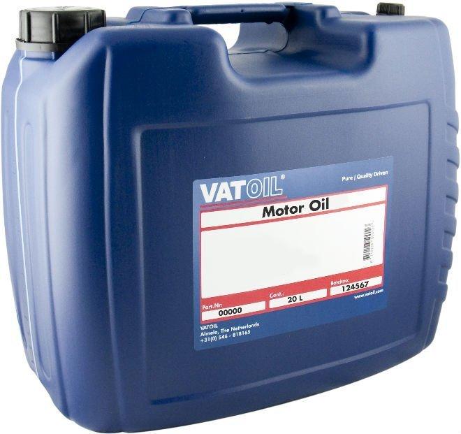Масло моторное 5W-30 SynGold LL-III Plus 20л VATOIL VAT1020LONGLIII