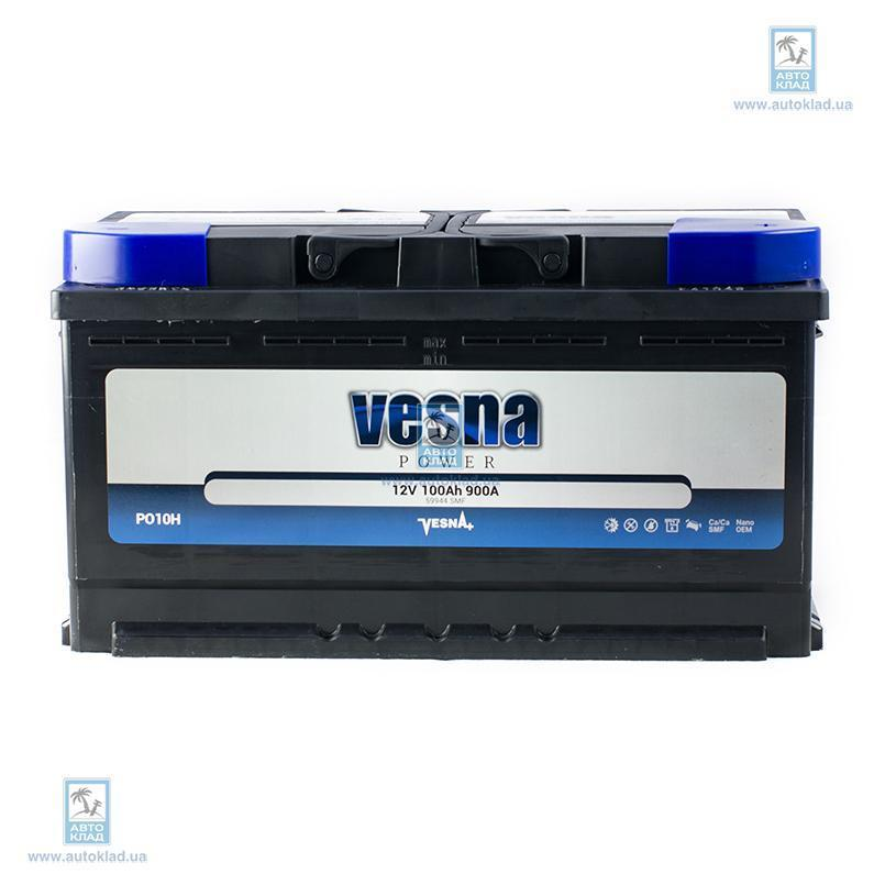 Аккумулятор 100Ач Power (0) VESNA 415010