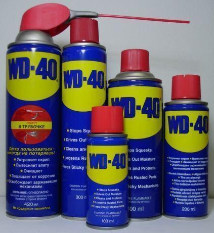 Смазка спрей 100мл WD-40 WD40100: продажа